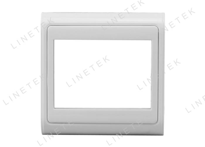 THREE MODULE OF Wall Plate