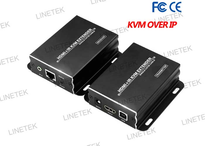 HDMI KVM EXTENDER 120M ONE TO MANY