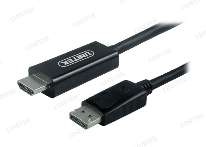 1.8M DisplayPort to HDMI Male Cable