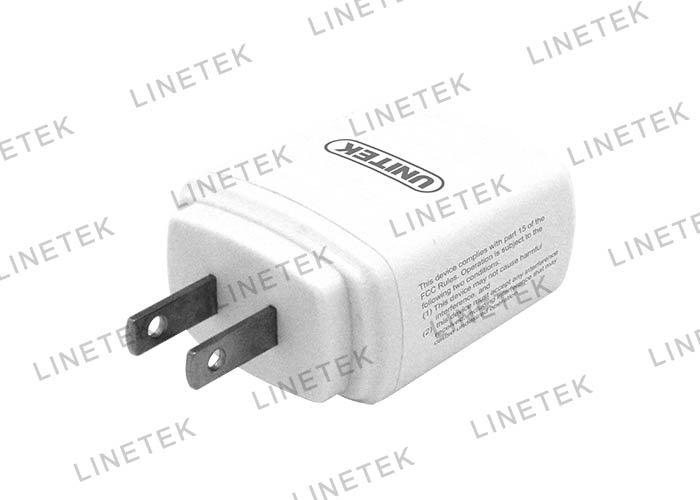 17W 2-Port USB Wall Charger